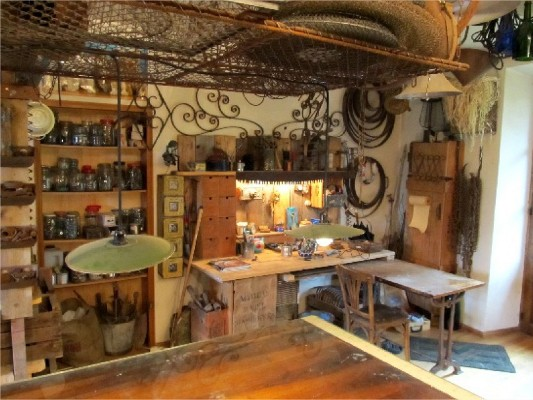 meuble haut cuisine bois