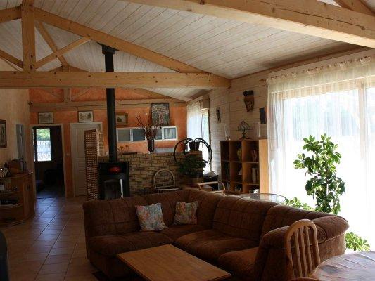 Maison cologique  vendre prs de Niort  DeuxSvres 79  La maison dEole et Hlios Plus