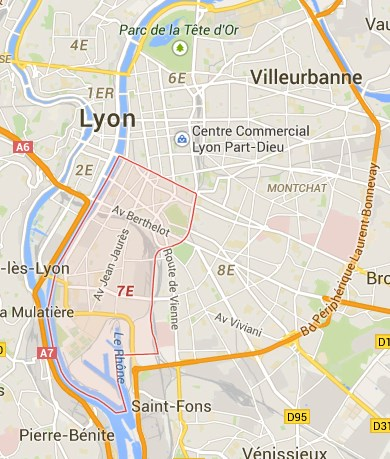 Immobilier Lyon 7