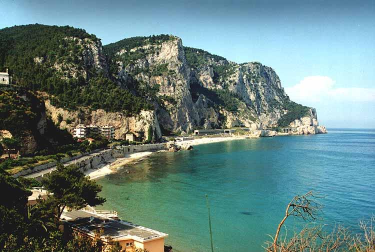 Liguria, marea mea de suflet