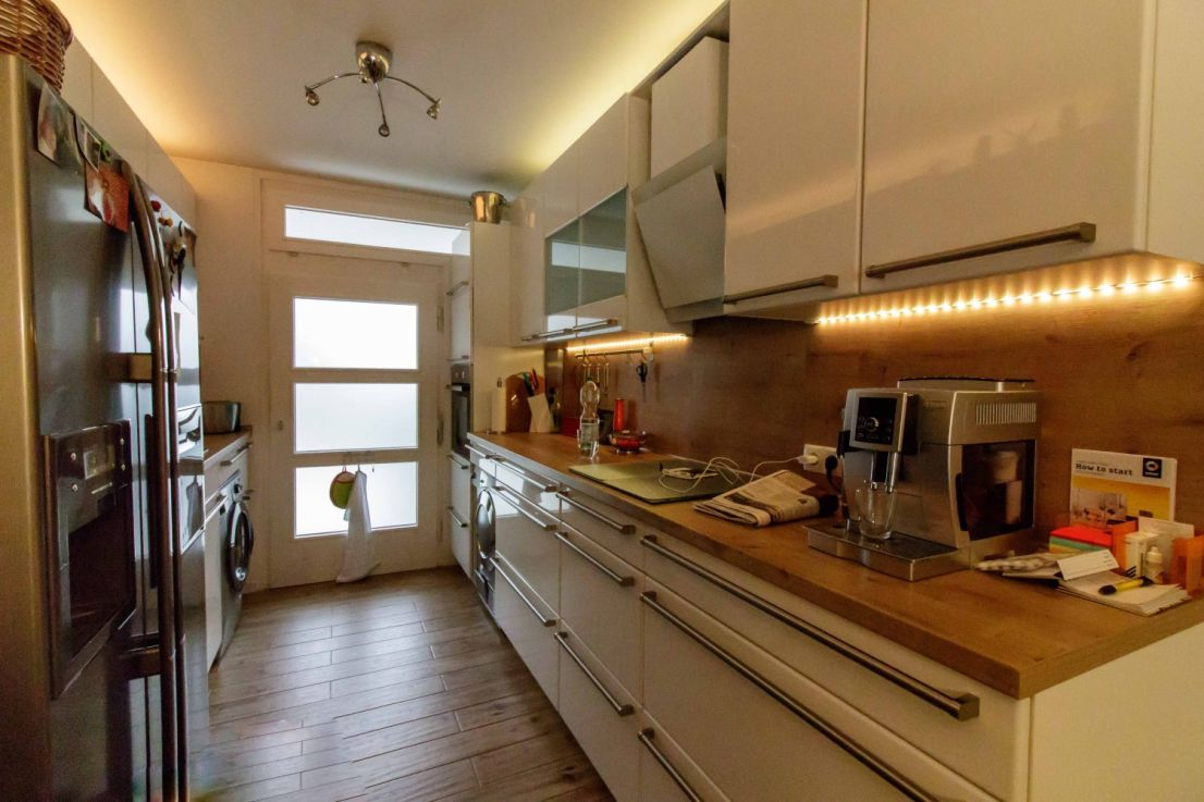 Küche - Maisonettewohnung Berlin zu verkaufen
