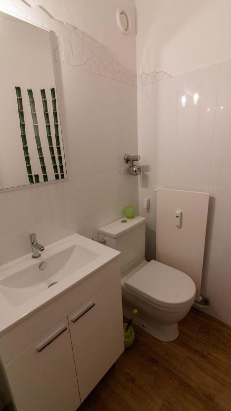 Gäste-WC - Maisonettewohnung Berlin zu verkaufen
