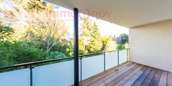 Spacieuse Terrasse de 31 m² sans vis à vis