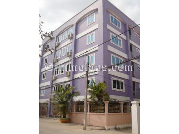 Apartment For In Vientiane Laos