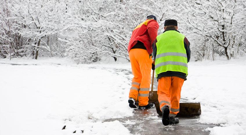 Winterdienst was sind Ihre Aufgaben  immonet