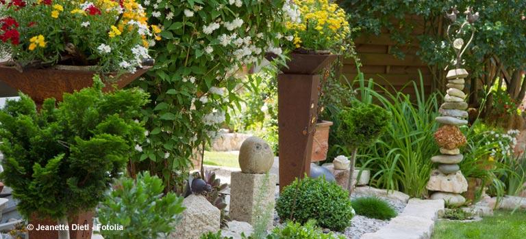Dekoration Für Den Garten – Gartendeko Tipps Bei Immonet