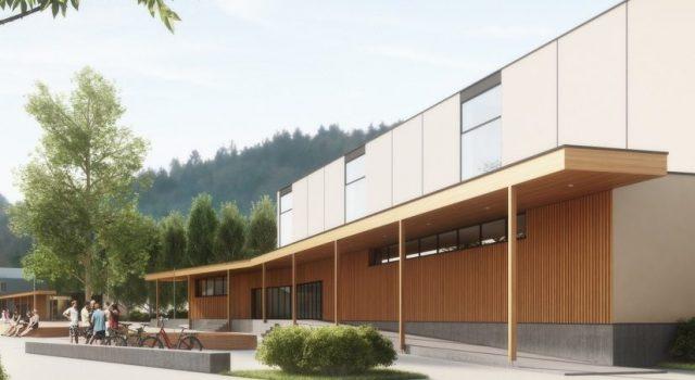 Erweiterung Schul- und Sportanlagen Kollbrunn