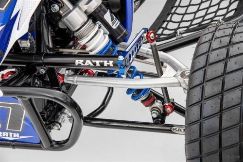 Rath Racing TT A Arms Yamaha YFZ 450R  Immortal ATV