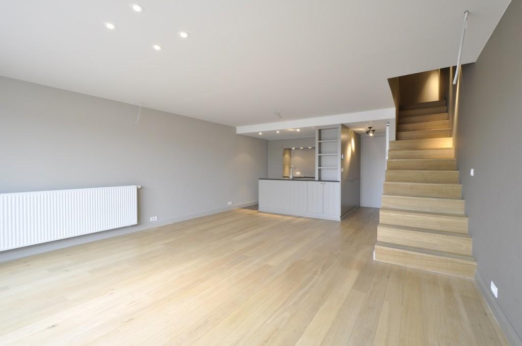 Ventes Appartement T2 F2 KnokkeHeist  duplex in Zoute stijl Prestigieus vastgoedkantoor