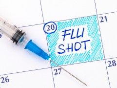 H3N2 Flu Shot Only 10% Effective This Year