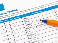 2017 Immunization Schedule CDC