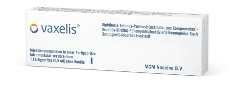 FDA Approves 6-in-1 Vaccine from Merck and Sanofi