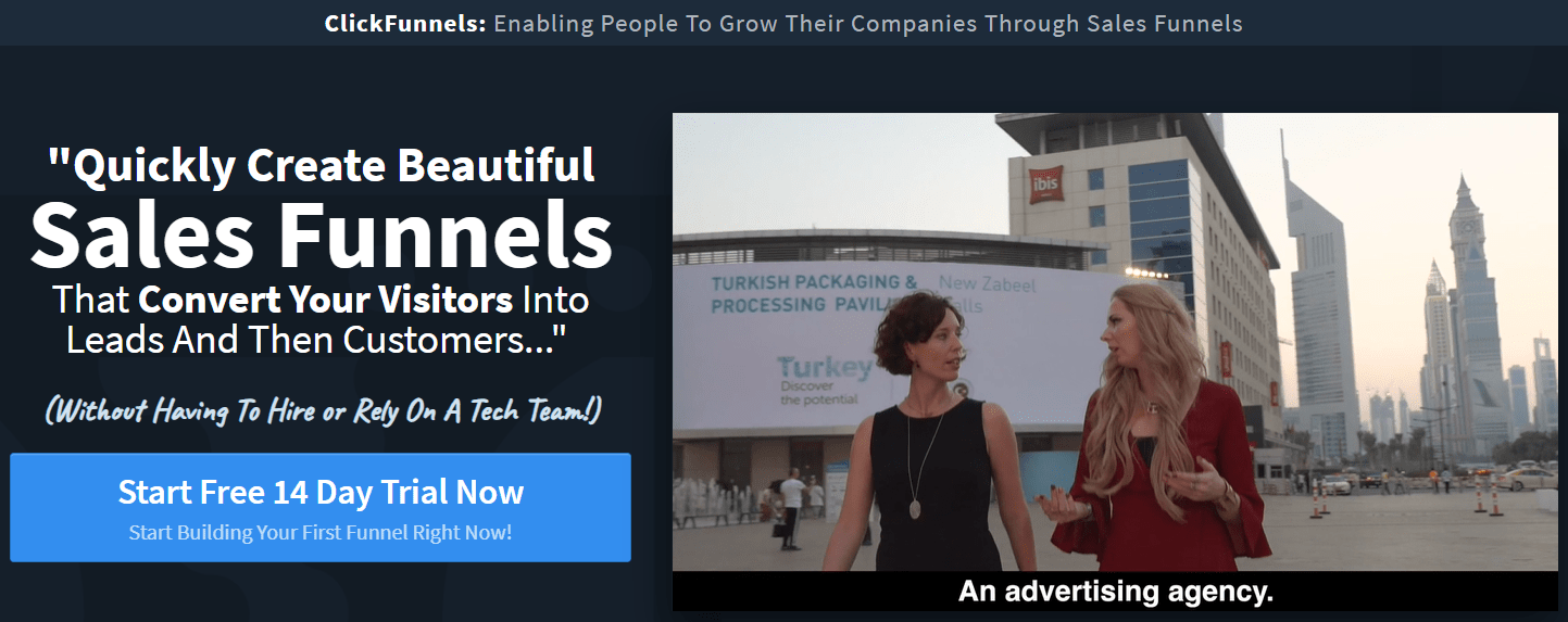 How Hard Is It To Refer 100 People To Clickfunnels