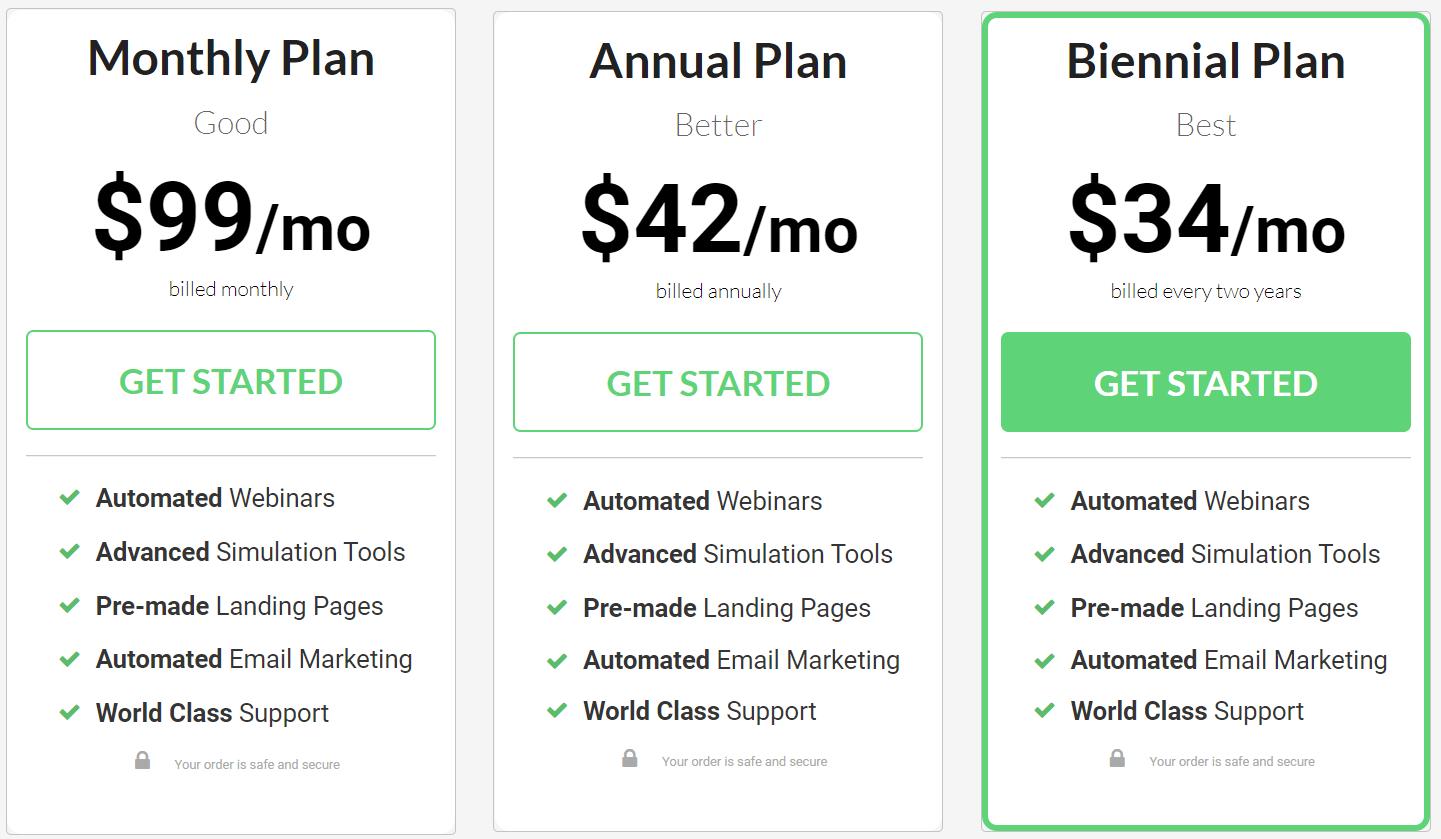 everwebinar pricing
