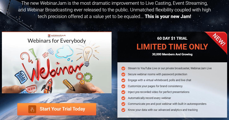 webinarjam trial