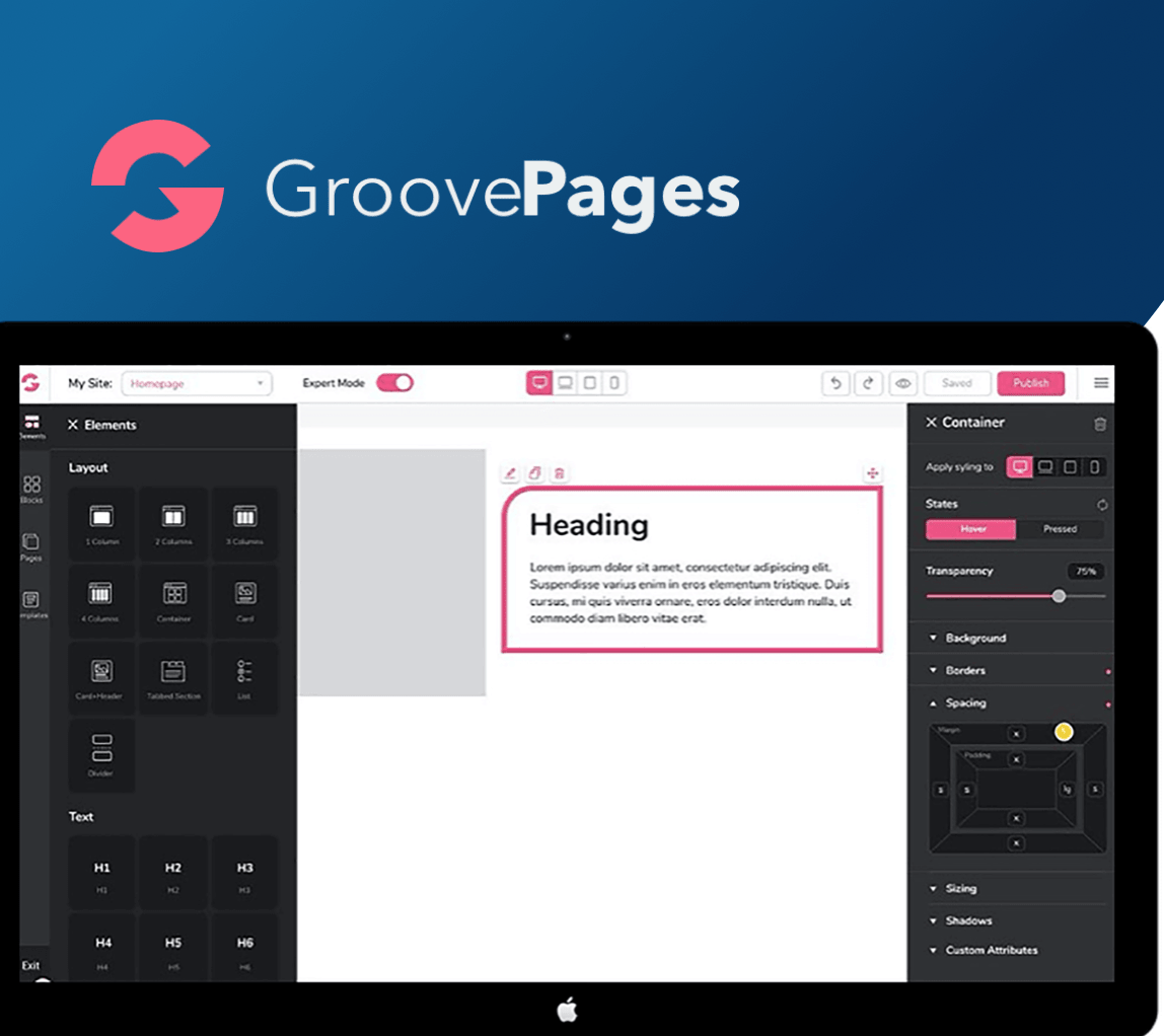 groovepages