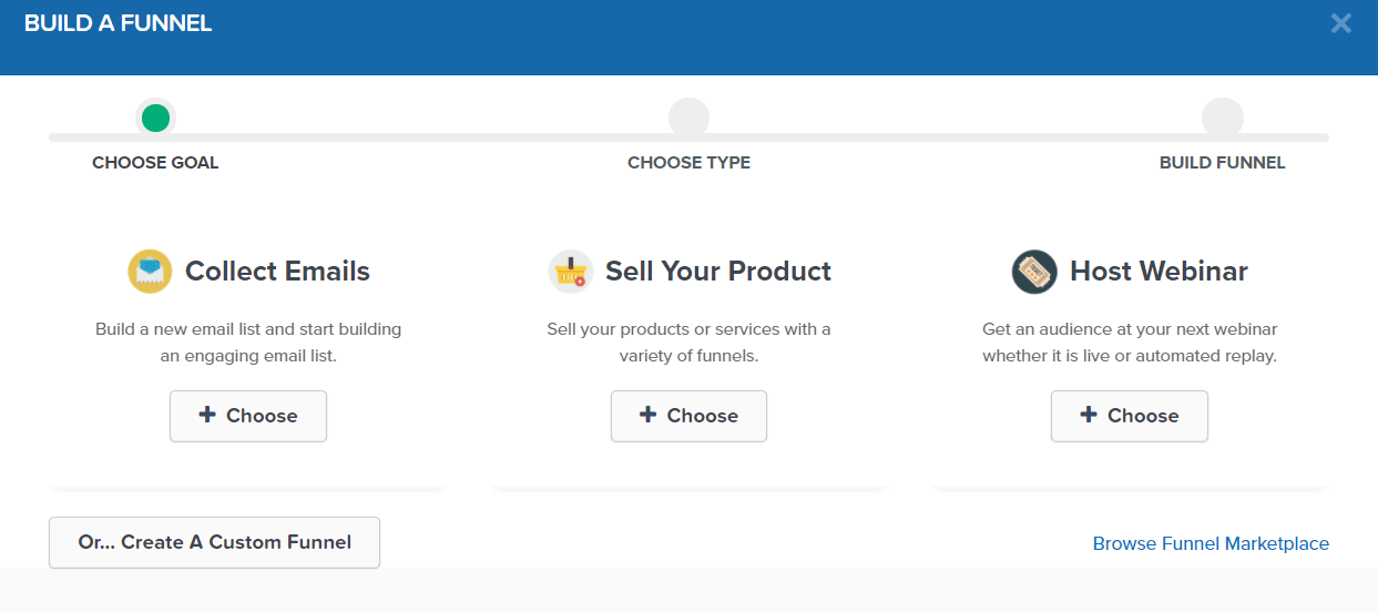sell your products and services