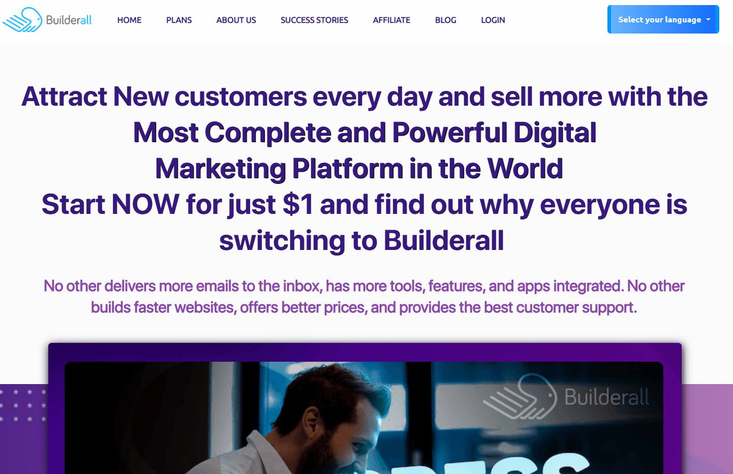 builderall free trial is gone