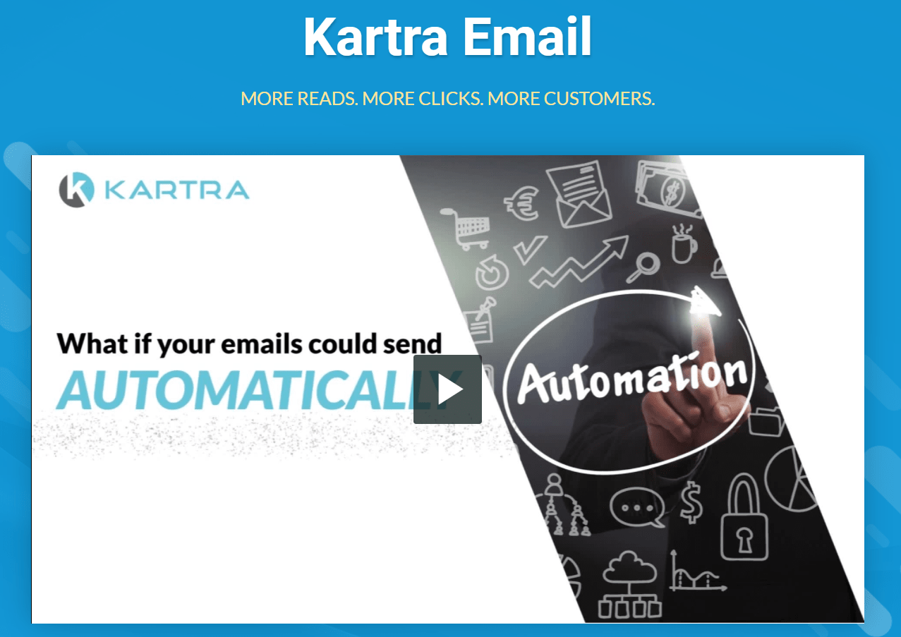 does kartra do email marketing