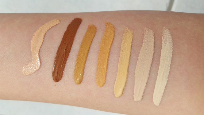 Mary Kay Concealers