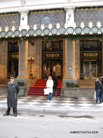 The Plaza Hotel New York S Most Exciting Hotel Experience Iamnotastalker