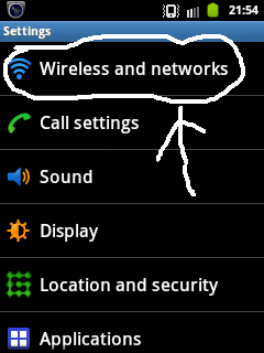 Disable data packet to switch off internet in android samsung galaxy y