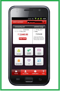 Check Internet balance Airtel 2G/3G or data pack of Airtel