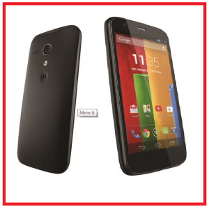 Motorola Moto G features Specification and Price