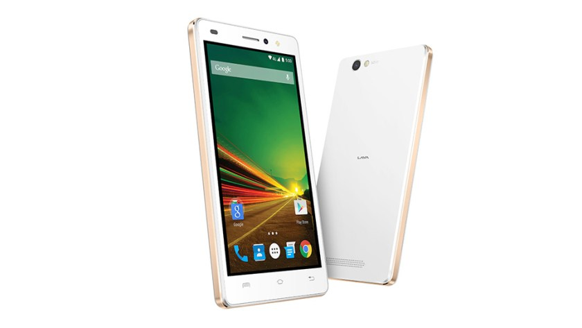 Lava A71 with 4g