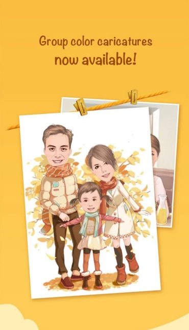 MomentCam Cartoons & Stickers - BEST CARTOON PICTURES MAKING ANDROID APPS