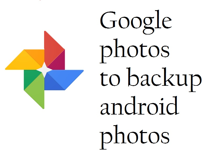 Download Google photos App