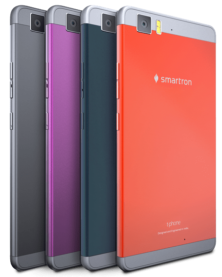Smartron t.phone