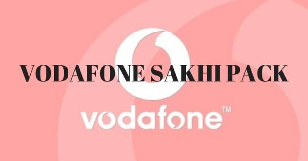VODAFONE SAKHI PACK