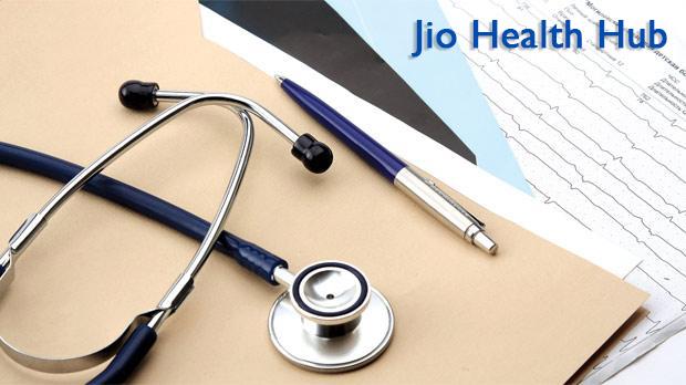 Download Jio Health Hub App – Health tracker – medical profile