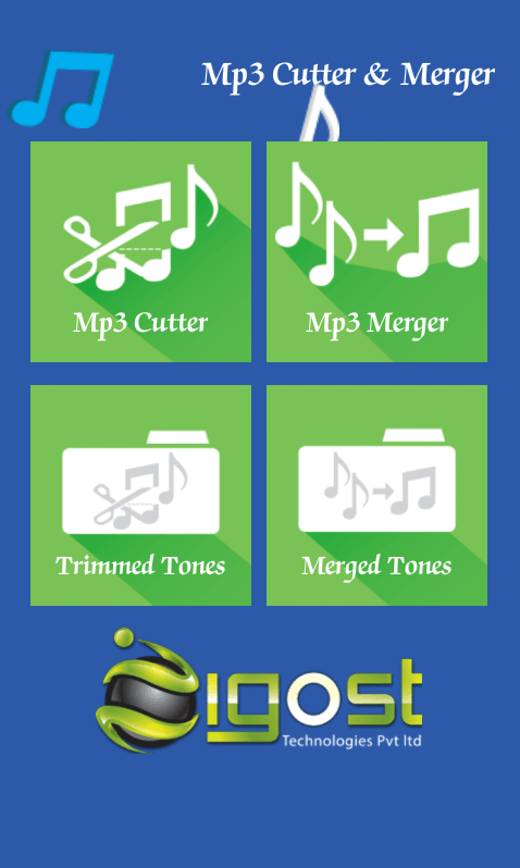 MP3 Cutter and Merger Application  – Cut and Mix Audio files – procedures – features