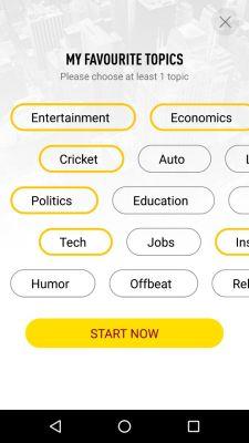 UC News Application