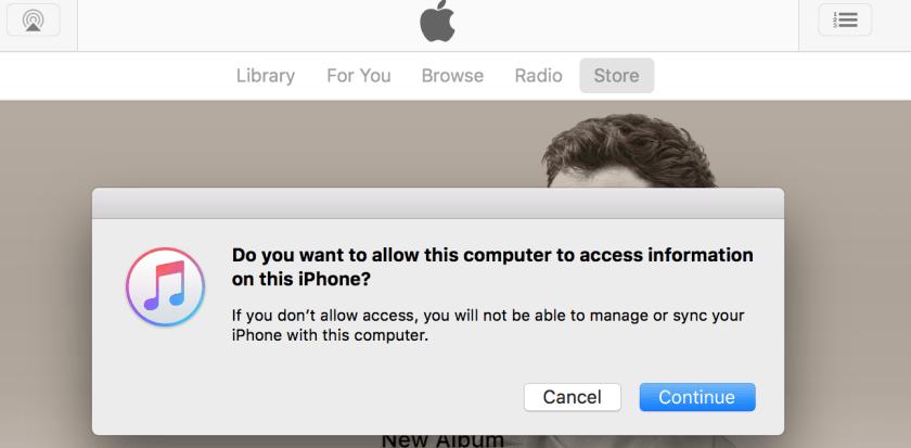 Forgot iPhone or iPad Passcode