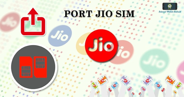 Port Jio in/out- Airtel, Idea, BSNL, Vodafone, Aircel