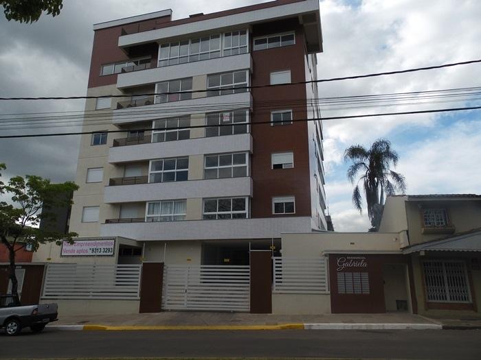 Apartamento com 2 dormitorios Vila Rica Feliz RS