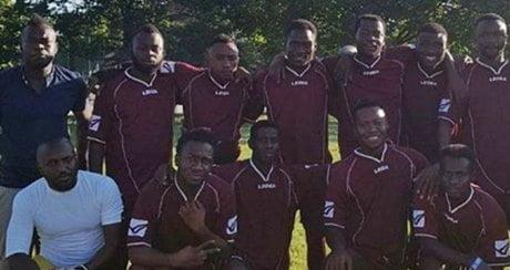 Pozzuolo Allenatore di squadra ghanese colpisce con una testata il guardalinee  Imola Oggi
