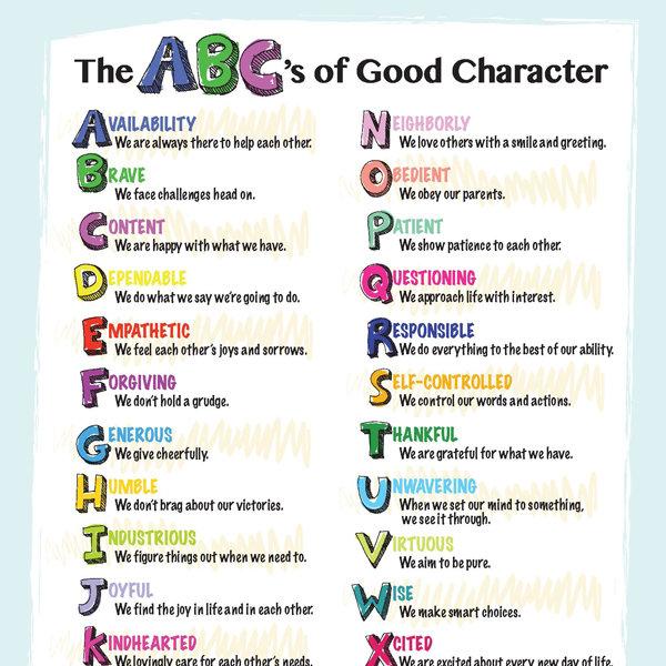 Moral character good character traits unijaya karima moral character good character traits altavistaventures Image collections