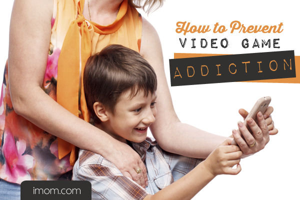 How to Prevent Video Game Addiction  iMom