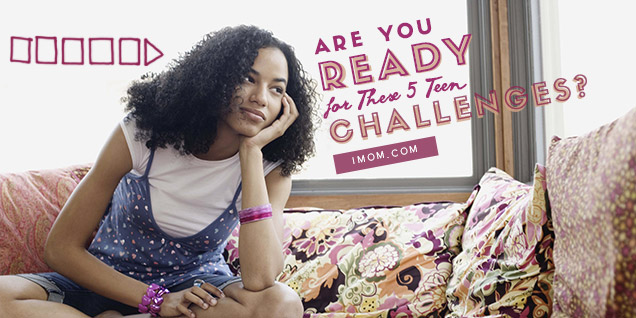 Are you ready these 5 teen challenges imom, coloring pages i love you mom
