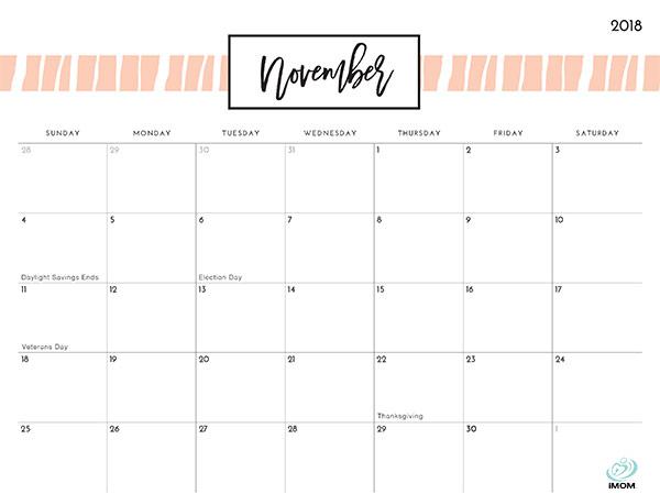 All Calendar Printable 2017 Months