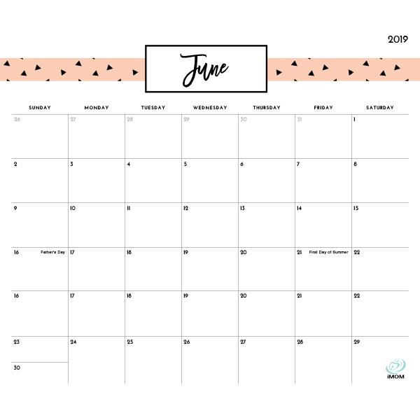 2017 Printable Calendar Single Page