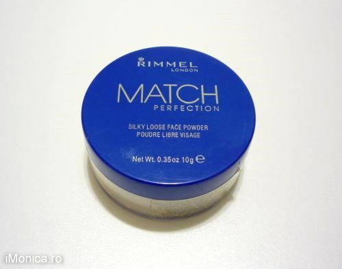 pudra pulbere rimmel match perfection (4)