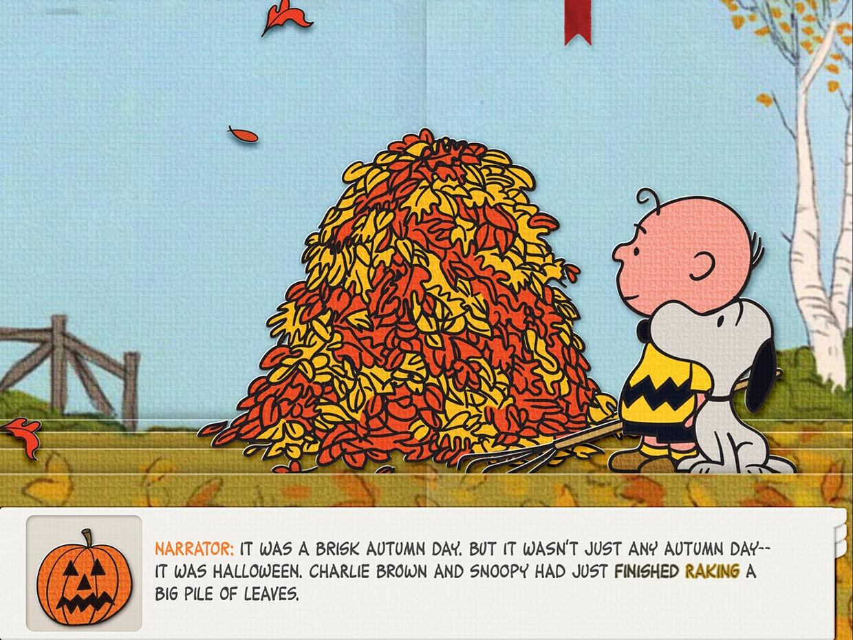 Peanuts Fall Iphone Wallpaper Celebrate Halloween With Your Kids And Charlie Brown With
