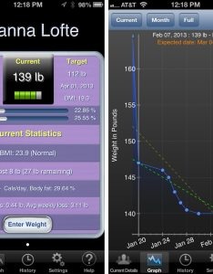 To get  visual representation of your progress monitor weight includes graph tab that displays entries as line also track loss with for iphone and ipad rh imore
