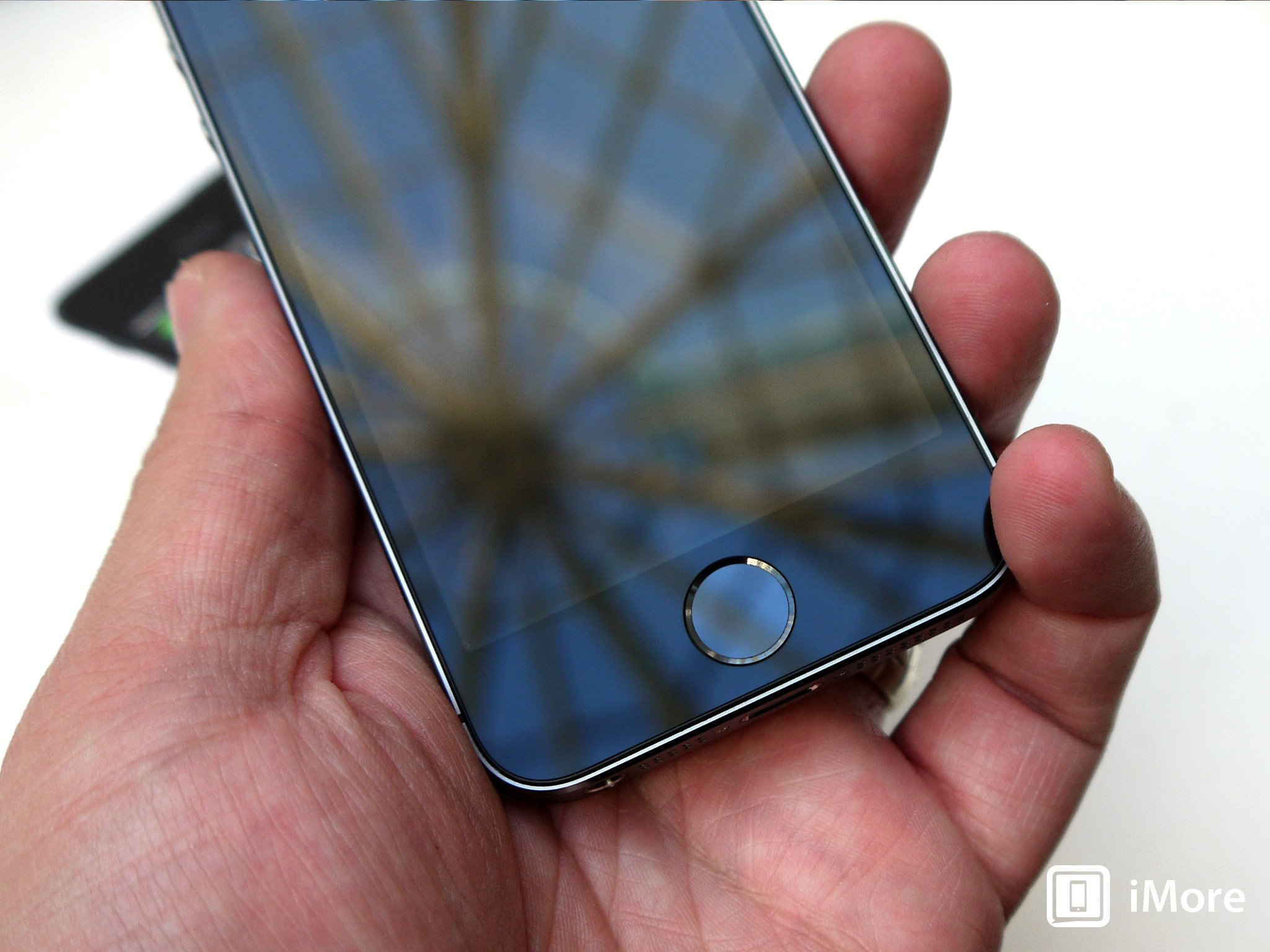 Iphone 4s Ios 7 Wallpaper Space Gray Iphone 5s Gallery Imore