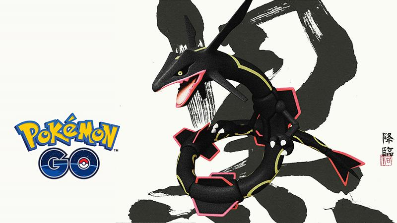 rayquaza returning for pokémon